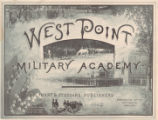West Point Military Academy / photos. and drawings by S.R. Stoddard