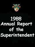 1988 Annual Report of the Superintendent - United States Military Academy